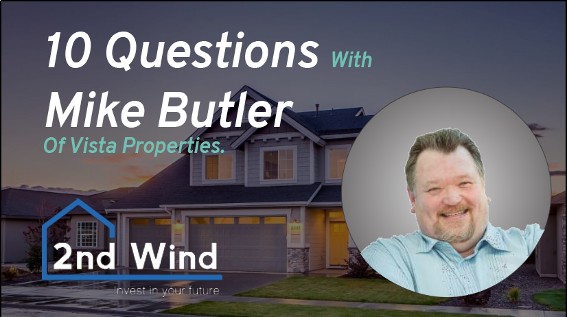 10 questions with Mike Butler